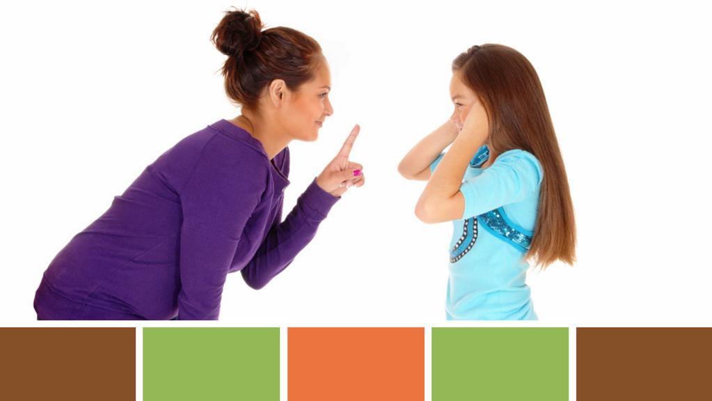Creating a discipline plan