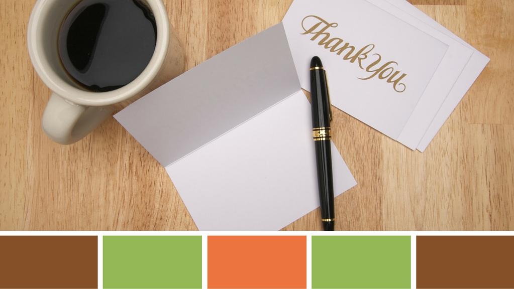 Sending a letter to an underappreciated teacher