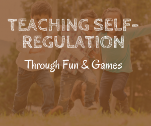 Techniques for self-regulation through fun and games