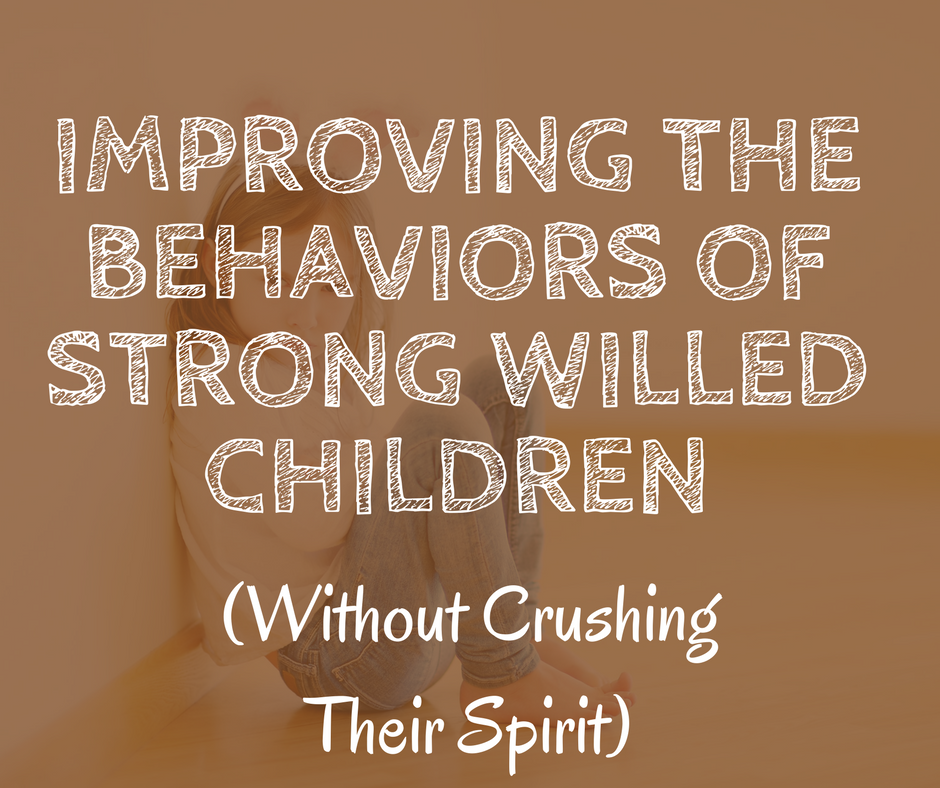 Improving the Behaviors of Strong Willed Children (icon)